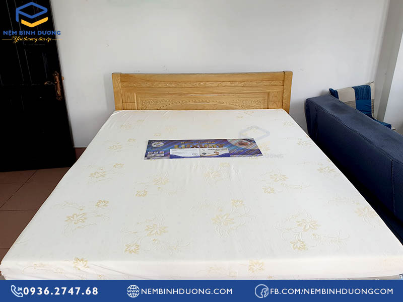 Nệm Cao Su Foam Adora Luxury - Nệm Bình Dương
