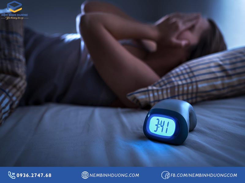5 cách trị mất ngủ tại nhà đơn giản - Nệm Bình Dương