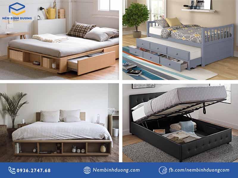 Bí quyết chọn giường ngủ cho phòng ngủ nhỏ - Nệm Bình Dương