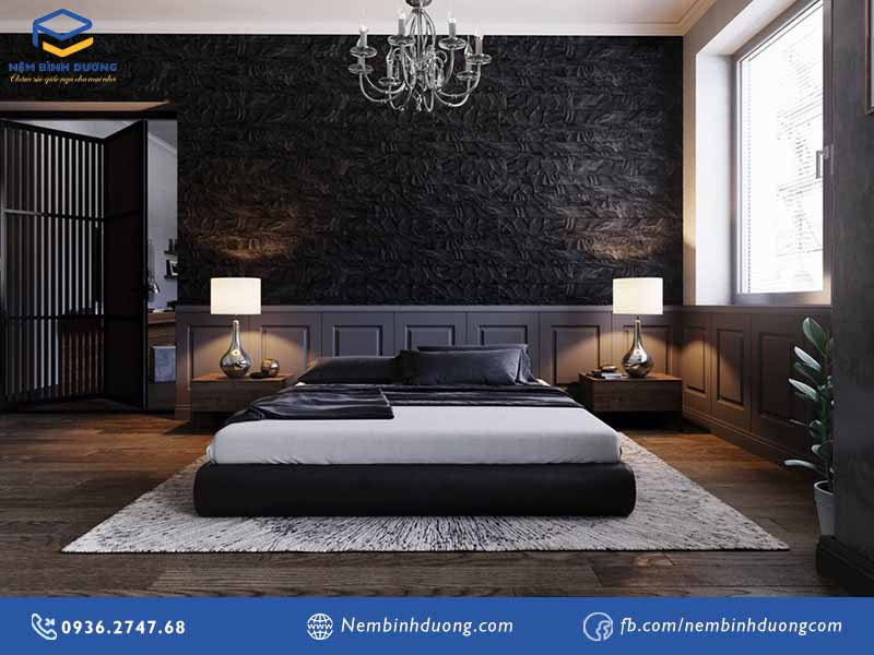 Top 9 màu sơn ấn tượng cho căn phòng ngủ - Nệm Bình Dương