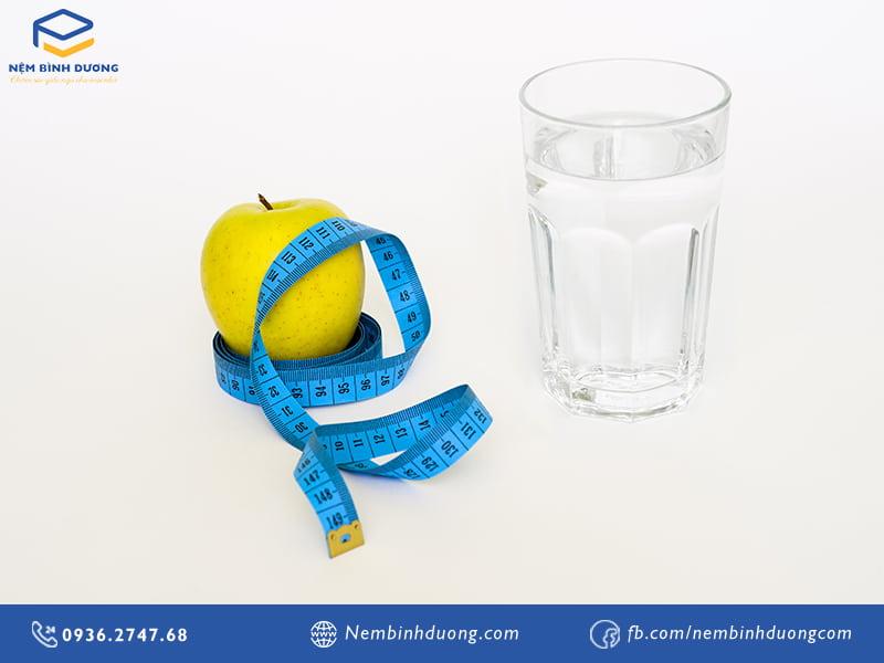 11 lợi ích của uống nước - Nệm Bình Dương