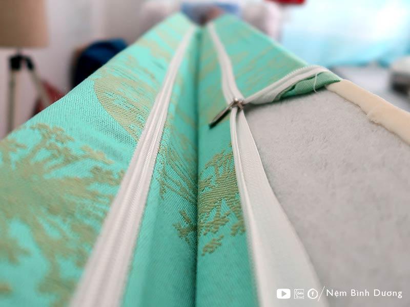 Nệm cao su bông Adora - Nệm Bình Dương